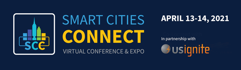 Smart Cities Connect, April 13-14, 2021