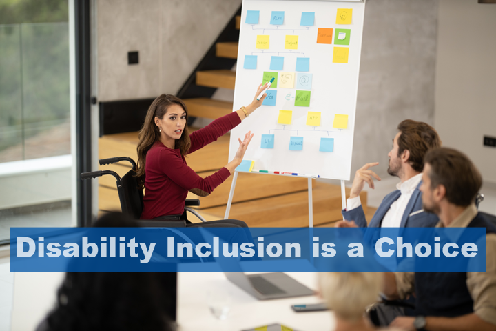 Knocking Down Barriers for the Disability Workforce