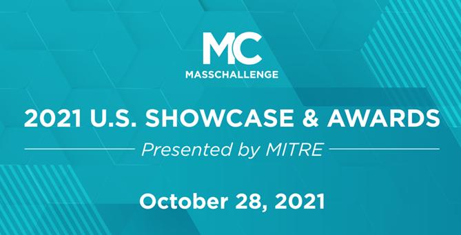 MassChallenge U.S. 2021 Showcase and Awards, October 28, 2021